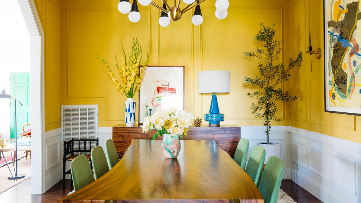 Interior Paint and Color Trends