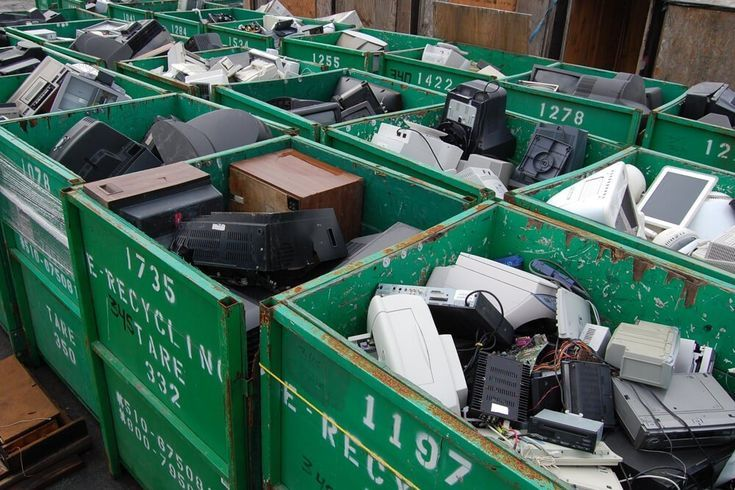 recycle electronics near me