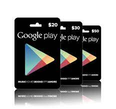 gift cards and google play credits are someof the prizes you can redeem from reward points.