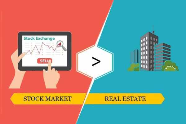 stock market better real estate
